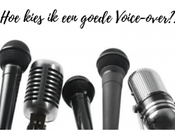 Hoe kies ik een goede Voice-over__ (1)